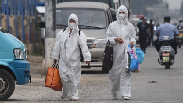 老黑:北京新增病例 恐二次爆发