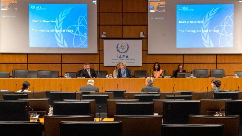 伊朗核计划 国际原能总署通过决议要求开放勘查