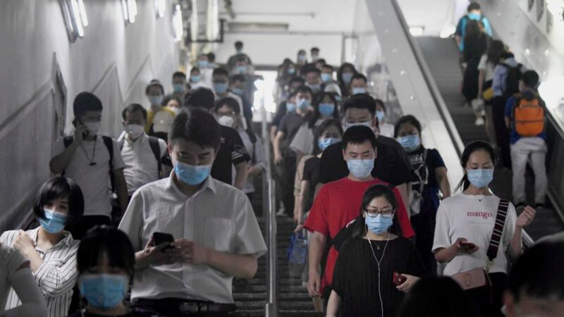 北京恐效仿武漢防疫措施 民眾連夜「逃離」