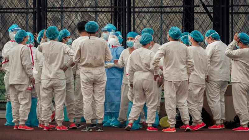 北京封閉21個社區 全市「敲門行動」大排查