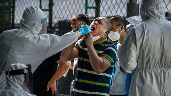 北京疫情失控?5省医疗队驰援 8家医院被约谈