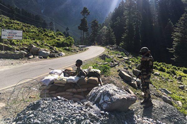 中共敷衍邊境談判暗擴張 印度警告或採軍事行動