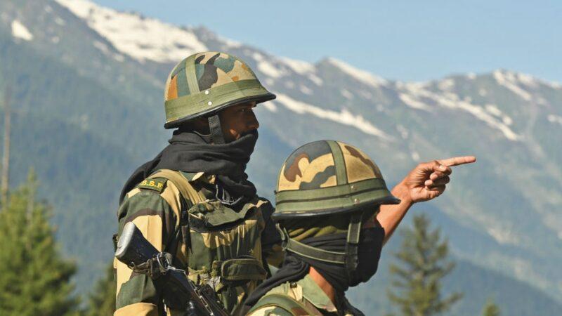 印媒:中共證實2軍官死亡 1人是指揮官