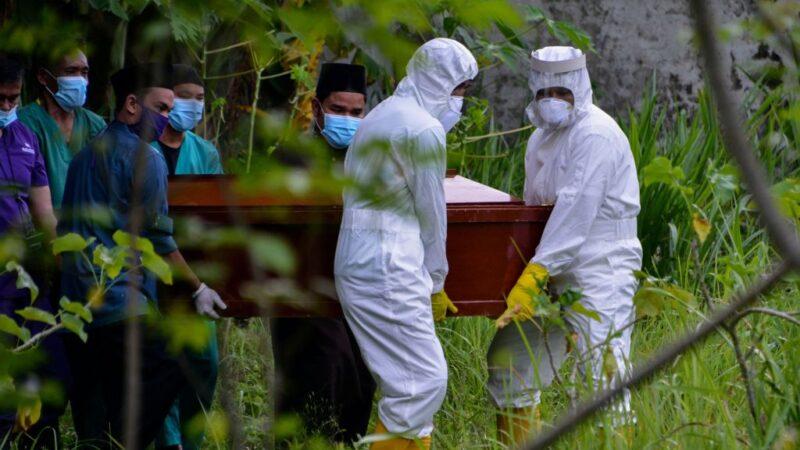 印尼確診染疫居東南亞之冠 恐再祭社交距離規範