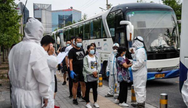 北京疫情5月初已开始 传染性高于武汉海鲜市场