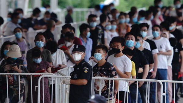 北京變相封城 有人網上談疫情迅即被捕