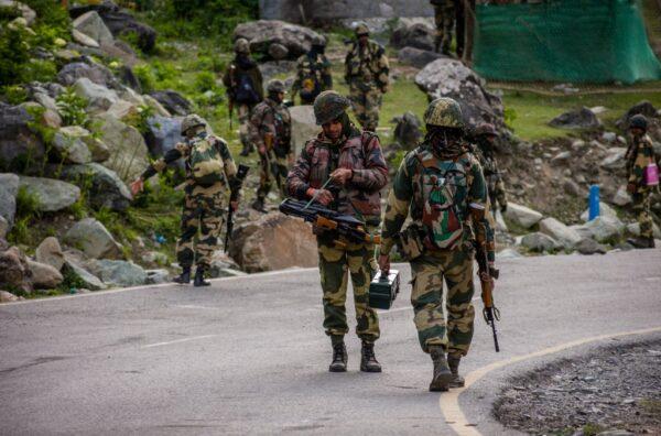 印度軍官:加勒萬河谷戰 中方正副指揮官陣亡