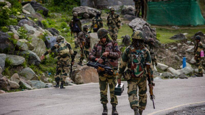 沈舟:邊境衝突 中印軍力對比剖析 誰能贏