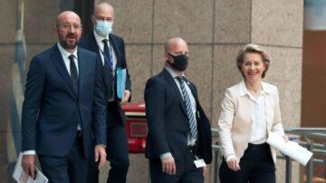 中共黑客竊疫情數據 歐盟主席當面向習近平抗議