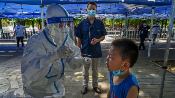 北京疫情形勢嚴峻 內部多項密令曝光