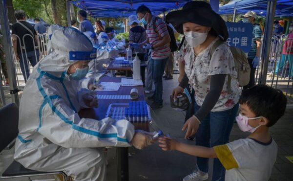 北京承认有社区感染 多人感染源不明