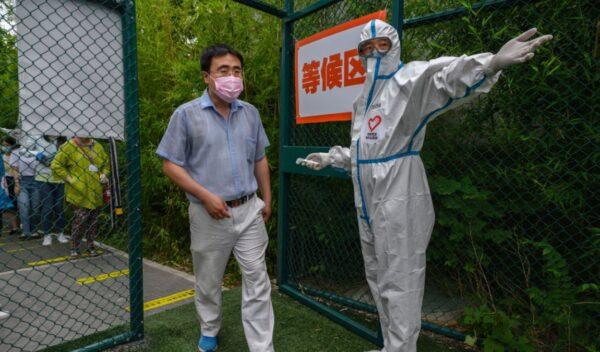 《石涛聚焦》北京第二轮扩散:雄安封闭凭票出入