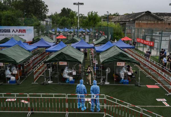 老黑:网友重磅爆料:北京二次爆发准确数字 军警受伤疑似政变