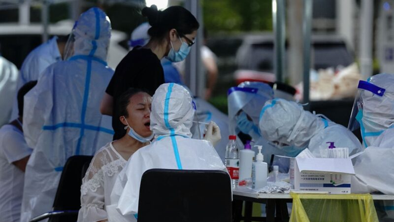 中共瞞報北京疫情 真實確診人數遠超想像