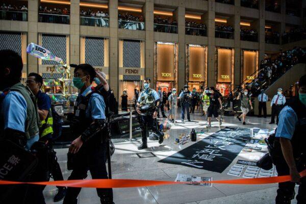 中共强行通过港版国安法 日本台湾齐声谴责