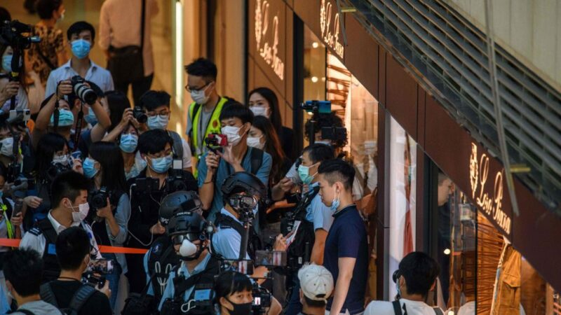 《石涛聚焦》习近平签署林郑宣布执行 港版国安法即刻伤及谁?