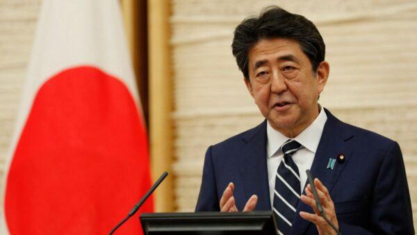 安倍:日本關注香港局勢 將主導G7發表聯合聲明