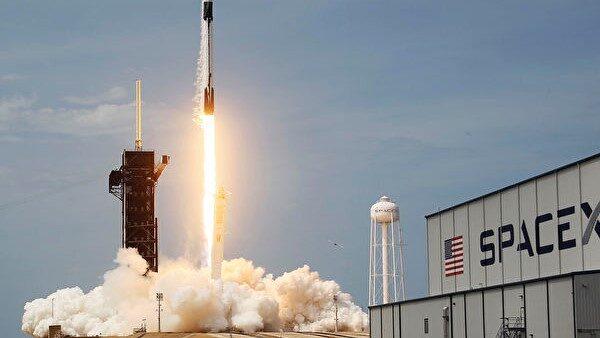 美中角力衝出地球:中共航天事故Vs美SpaceX升空