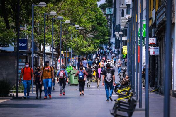 中共病毒 墨西哥新增3891人染疫 单日最高纪录