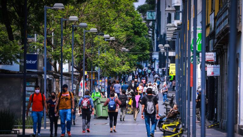 中共病毒 墨西哥新增3891人染疫 單日最高紀錄