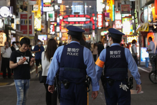 東京都新增26人染疫 連3天逾20人以上
