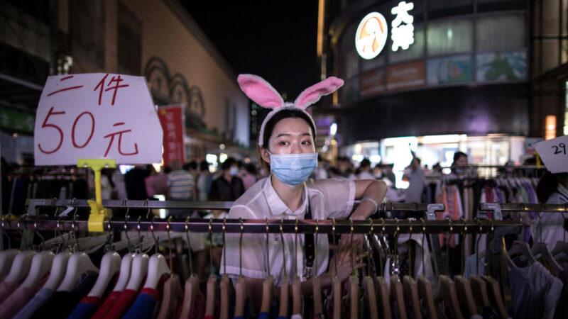 用百万路边摊拯救中国就业危机?中共陷内部分裂