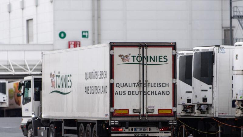 德肉品加工廠逾千人感染 6500員工及眷屬全數隔離