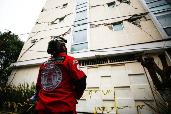 全球地震连连 新西兰5.9 日本6.2 加州5.8