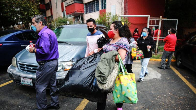 拉丁美洲染疫病故破10萬 墨西哥新增確診創新高