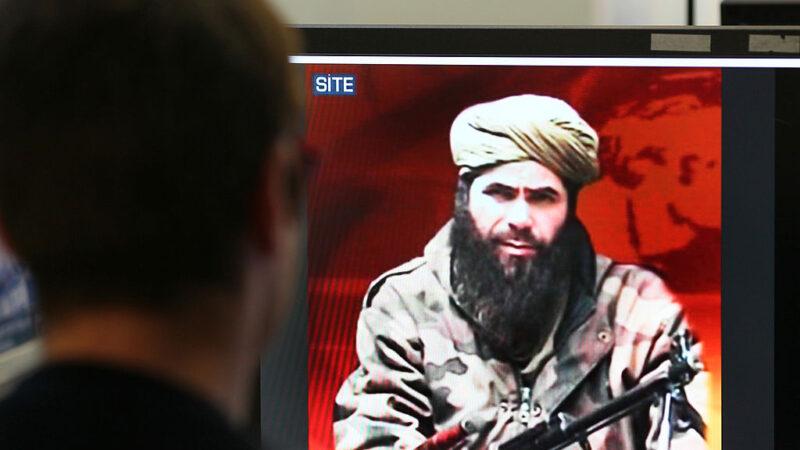 非洲反恐 法军击毙恐怖组织首脑