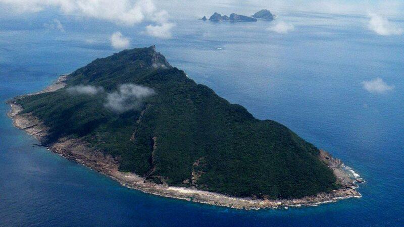 日本通过钓鱼岛更名决议 美媒:下一个军事爆发点
