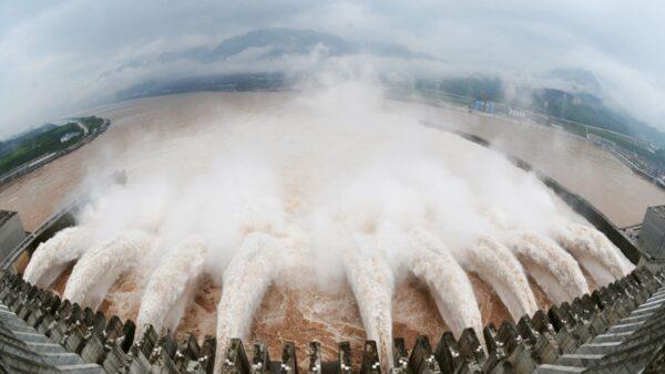 三峽大壩防洪無效 宜昌淹城 上海危險了!
