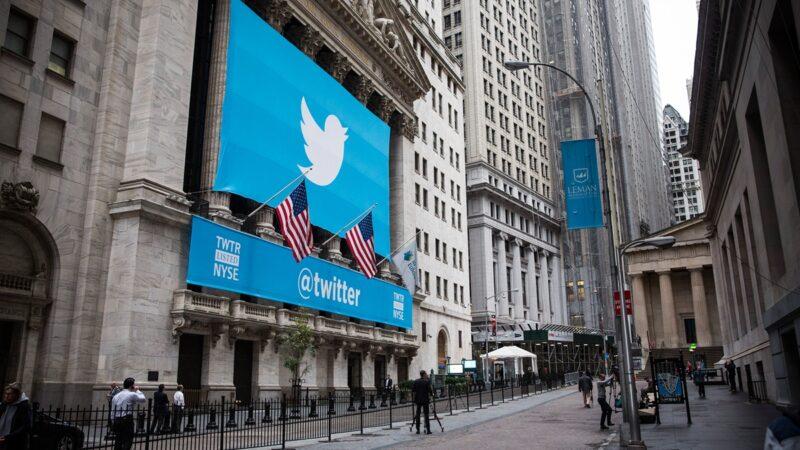 推特删17万个亲共账户 中共网军年发4.48亿假信息