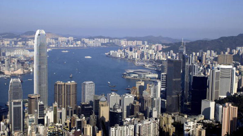 香港法轮功学员担忧国安法或威胁宗教自由