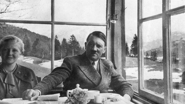 二戰納粹日記現身 希特勒藏寶圖或曝光