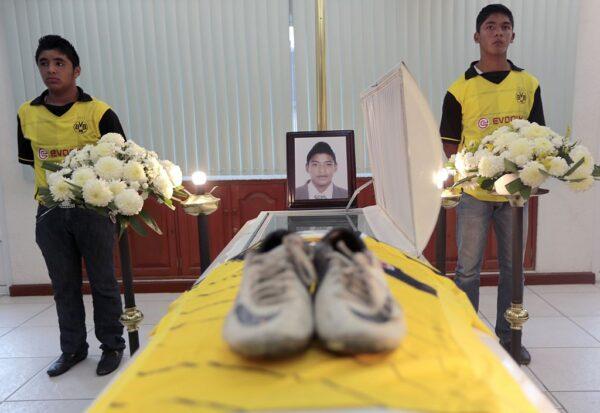 涉43学生遇害案 墨西哥毒枭6年后落网
