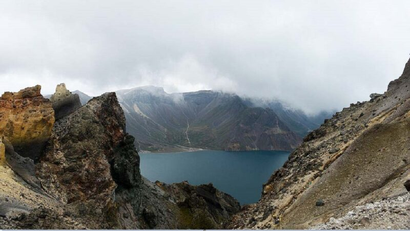 沉睡50萬年 黑龍江死火山恢復「充電」狀態