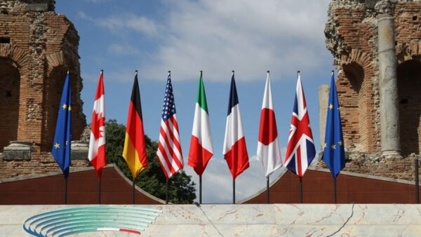 「港版國安法」恐難產? G7外長發聲明 川普警告中共