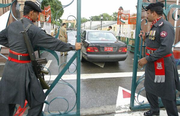 從事間諜活動 印度驅逐巴基斯坦2名外交官