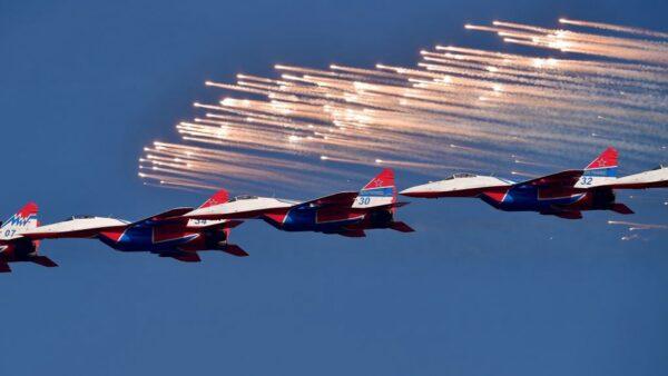 中印战争一触即发 俄罗斯公开提供武器支持印度