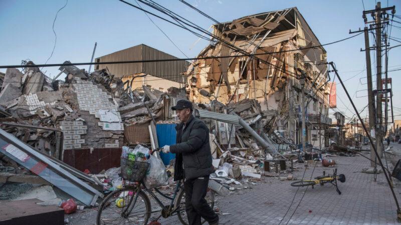 遭強制遷村脫貧 中國農民:我們只有死路一條