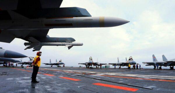 軍備競賽加速 中共疑研發首艘核動力航母