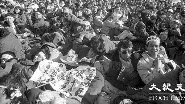 袁斌:如此「法治國家」,衣服上有1989竟被抓