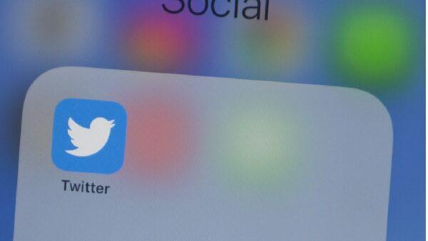 推特刪逾17萬帳戶 阻止中共虛假宣傳