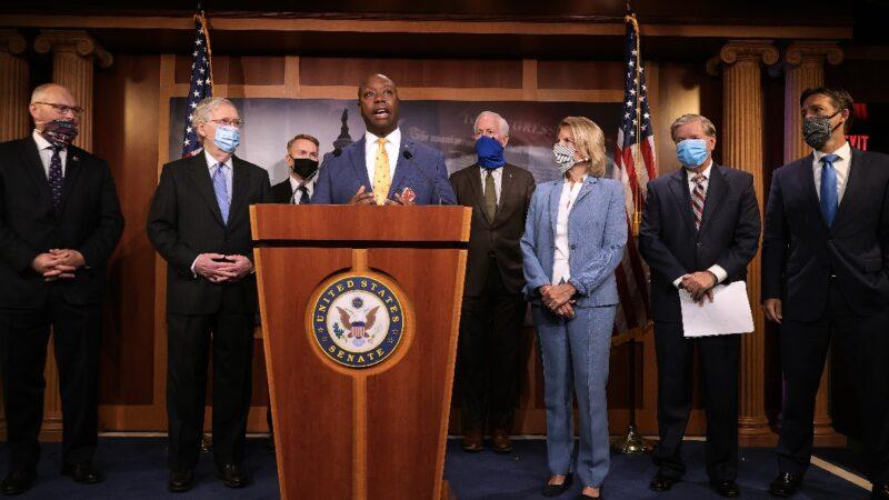 美参院共和党宣布立法 改革警察执法制度