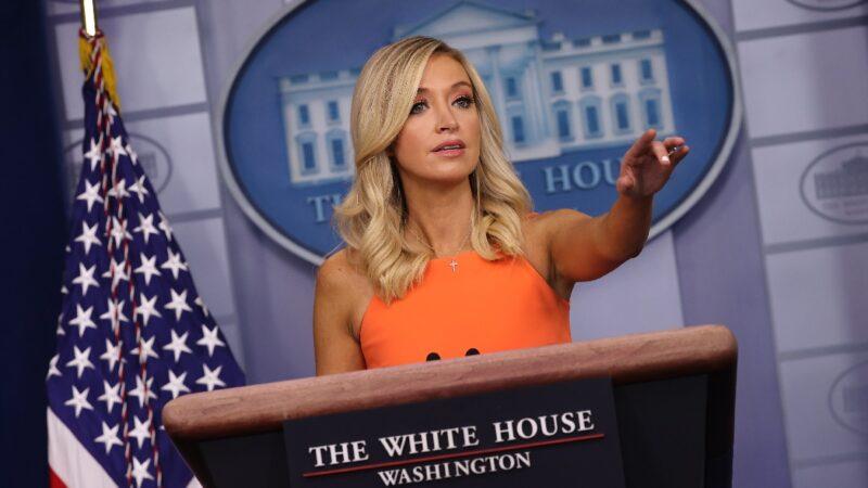 白宫人气发言人痛斥两大左媒:应归还普利策奖