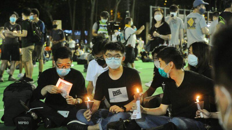 【拍案驚奇】郝海東喊滅共!「香港獨立」響徹維園