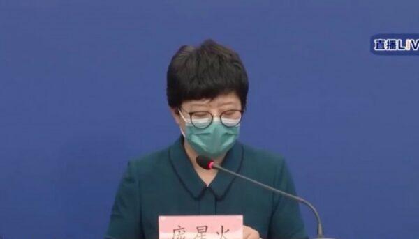 北京1日内確診數一半「假陰性」 外界憂隱患巨大