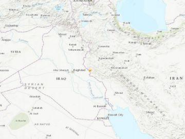 地震频传 两伊边界6.3震源极浅 智利6.8