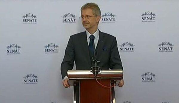 捷克議長月底訪台 首都布拉格市長隨行